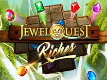 Игровой автомат Jewel Quest Riches на сайте казино Вулкан
