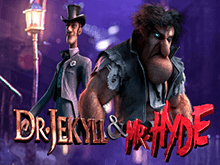 Dr. Jekyll And Mr. Hyde – игровой автомат от Betsoft